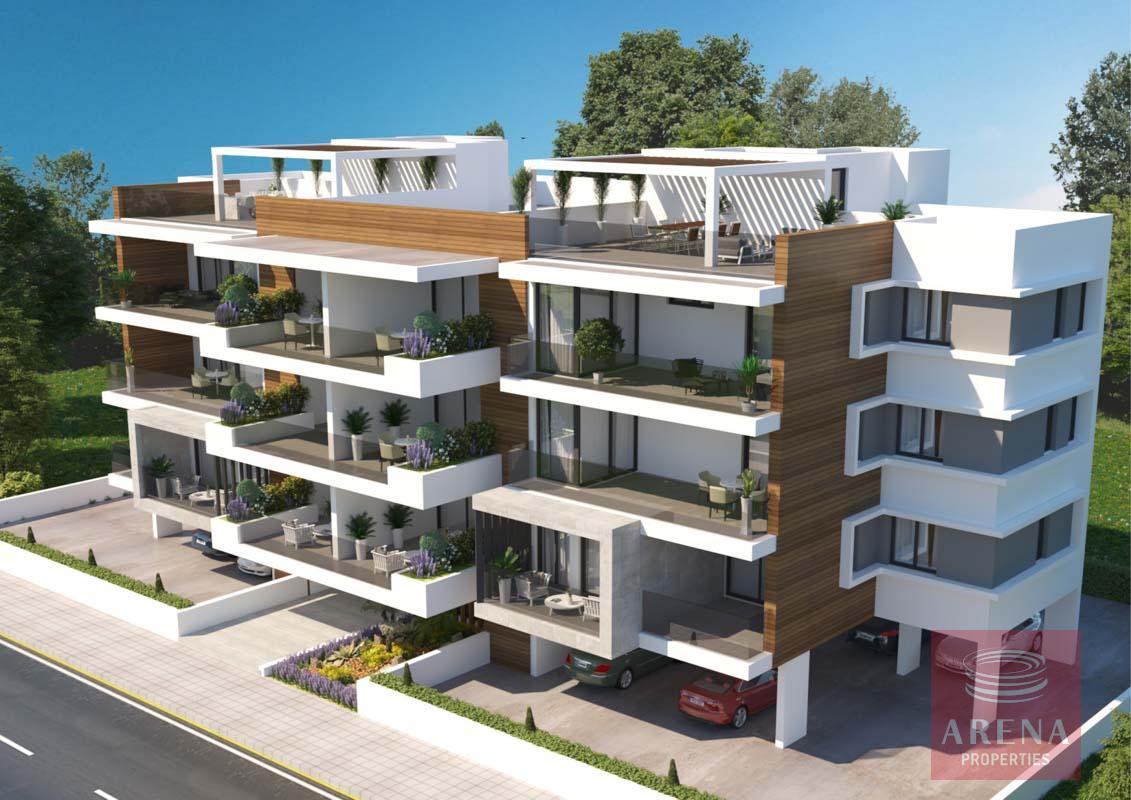Buy Livadia apartments