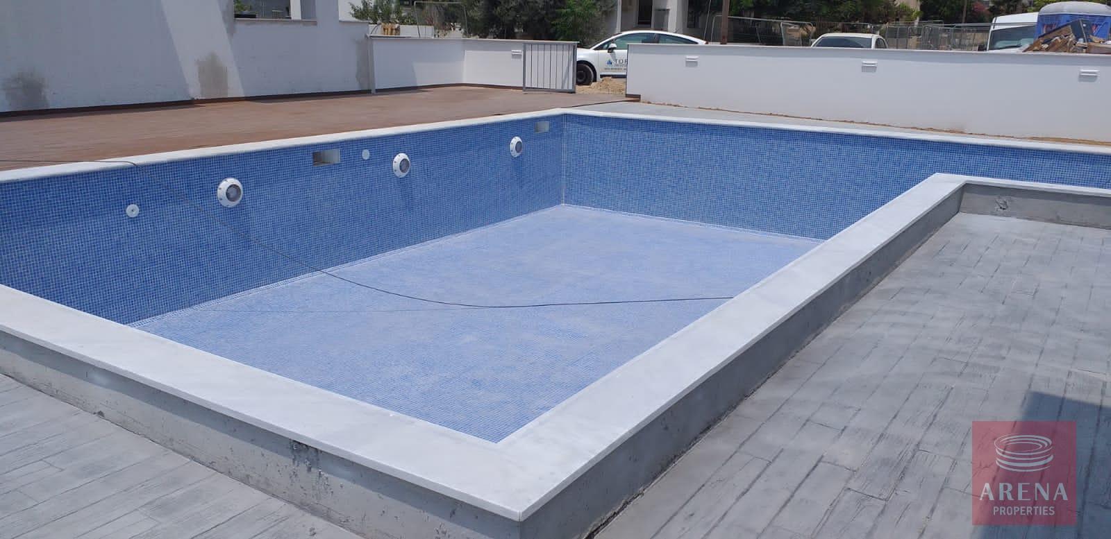 Apartment in Livadia - communal pool