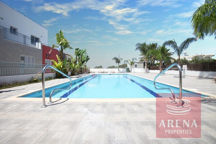 New Apartment in Paralimni - pool