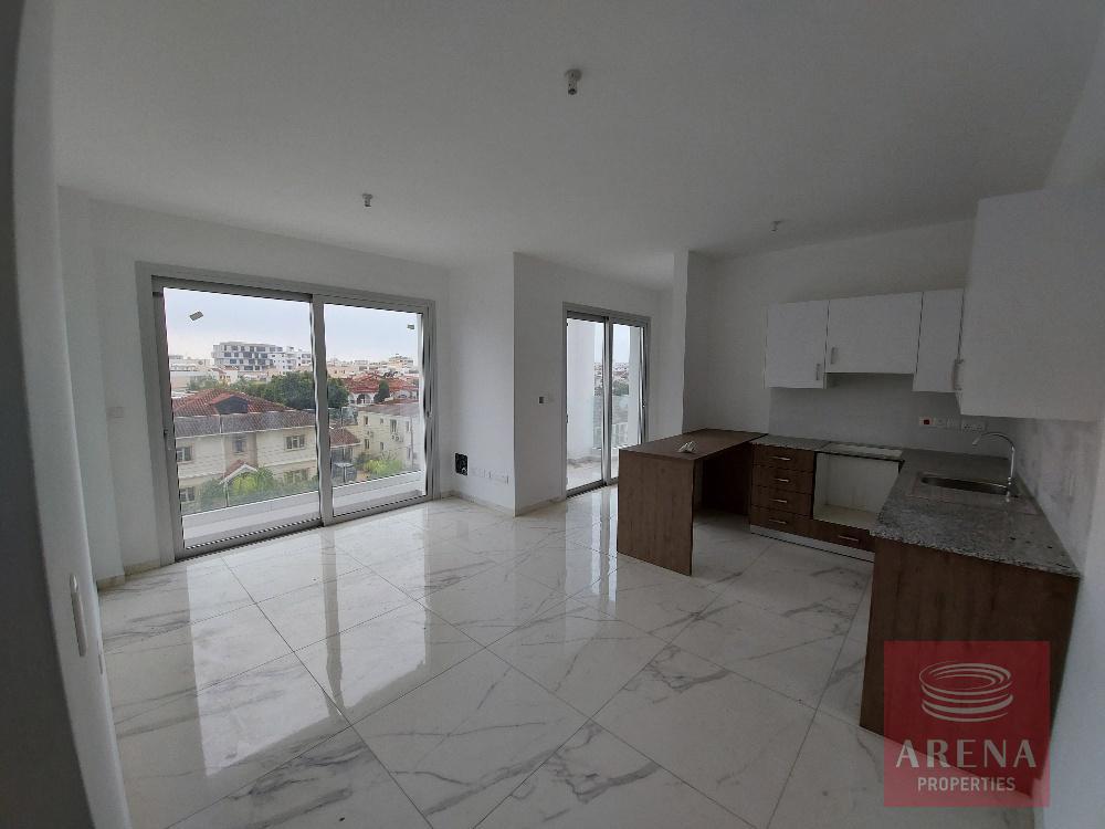 new-apt-in-Larnaca - living area