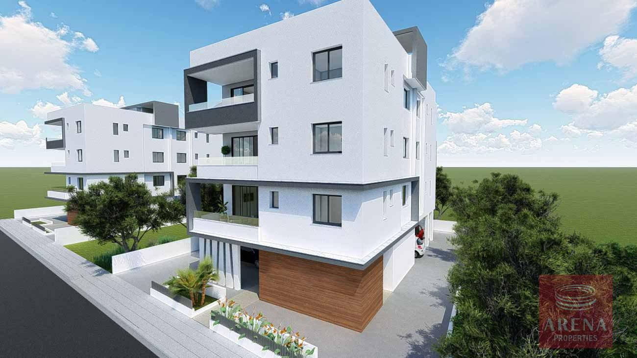 New apartment in Aradippou to buy