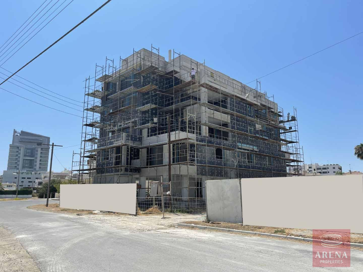 New 1 bed apt in Larnaca to buy