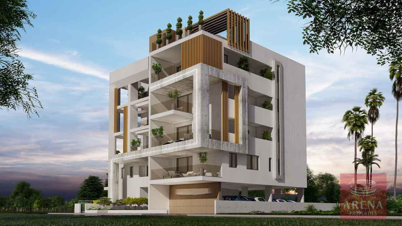 3 Bed Apartment in Drosia to buy