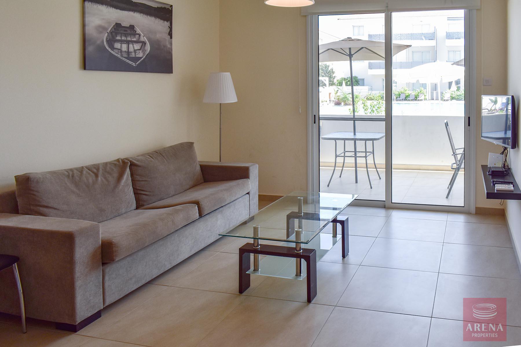 Ground Floor Apartment in Kapparis-sitting area