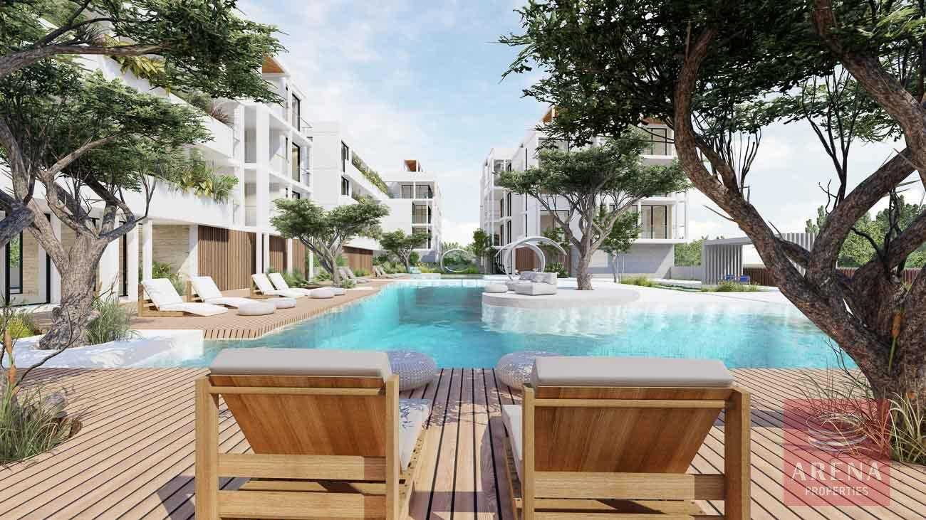 Apartments in Paralimni for sale