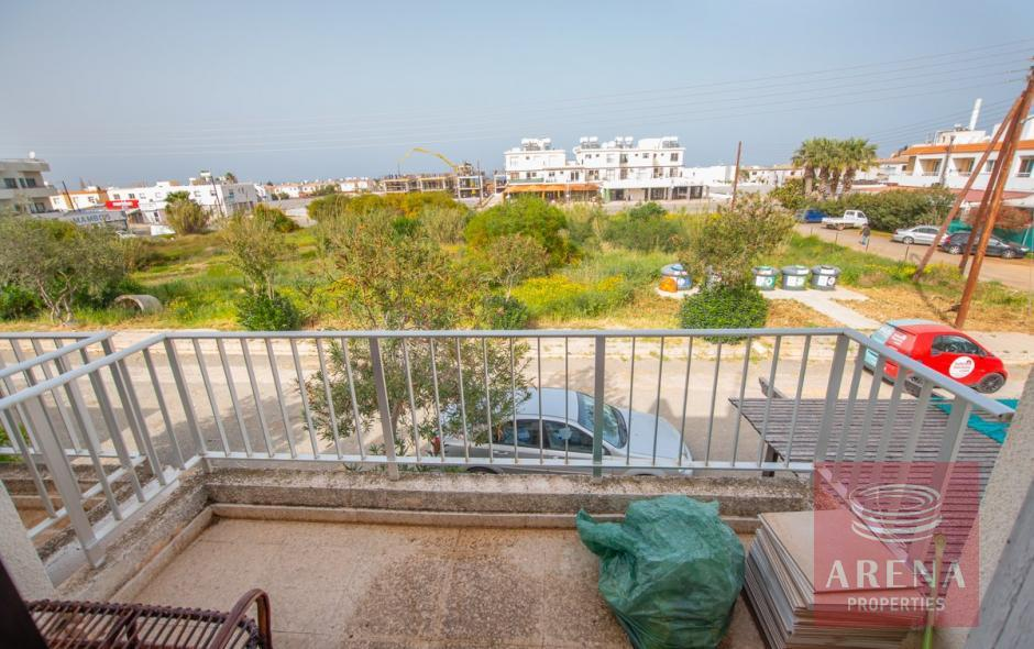 2 Bed Apartment with Deeds in Kapparis - balcony