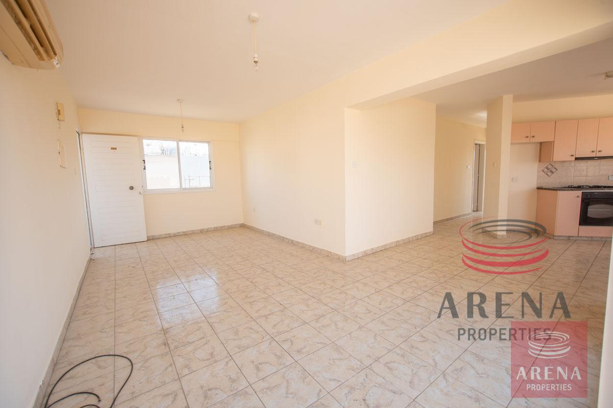 3 Bed apt for sale in Paralimni - sitting area