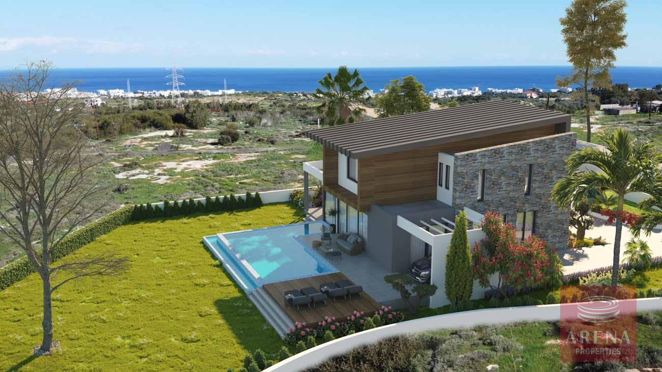 4-5 Bed villa in Protaras in cyprus