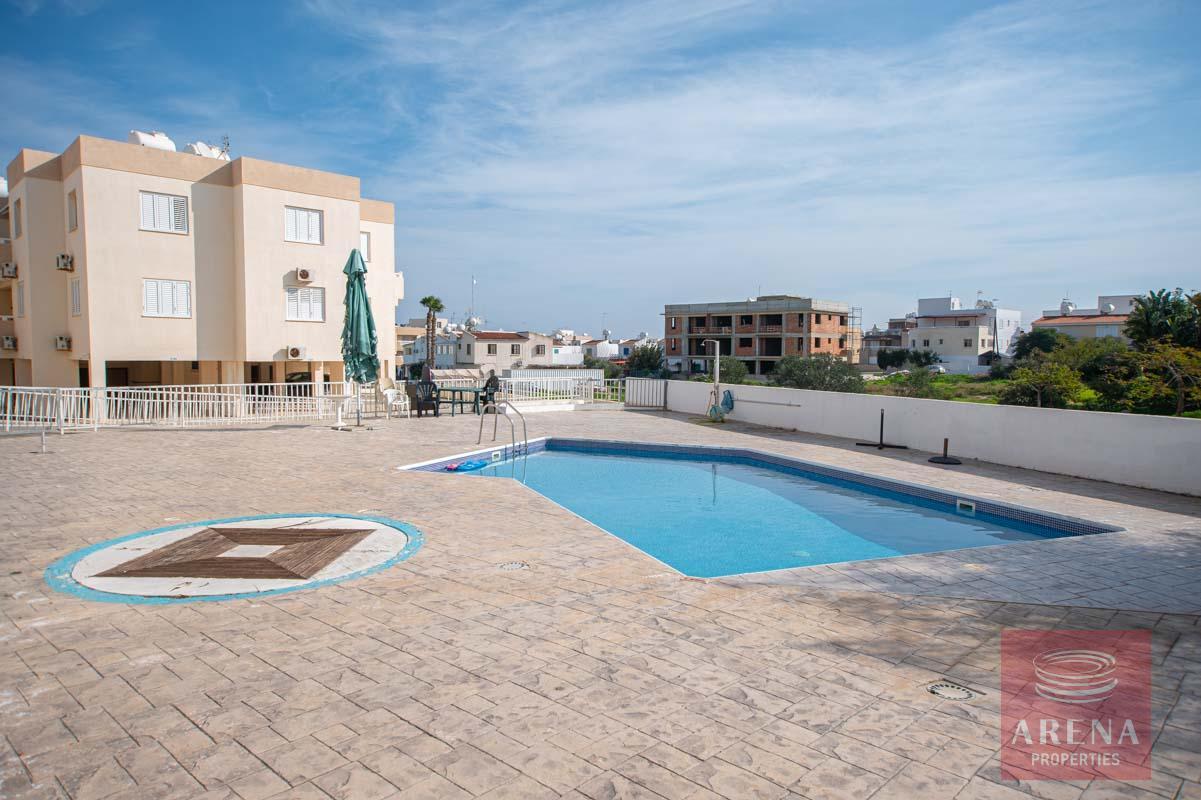 Property in Kaparis - communal pool