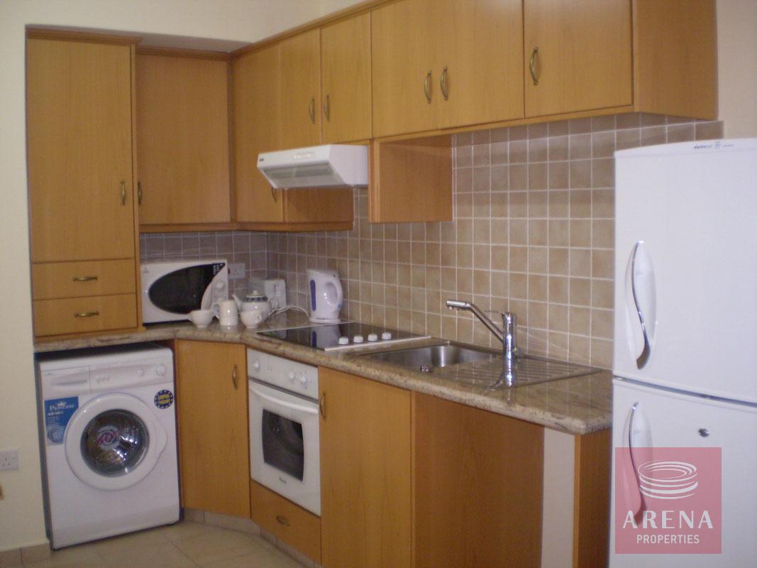 Flat in Paralimni - kitchen