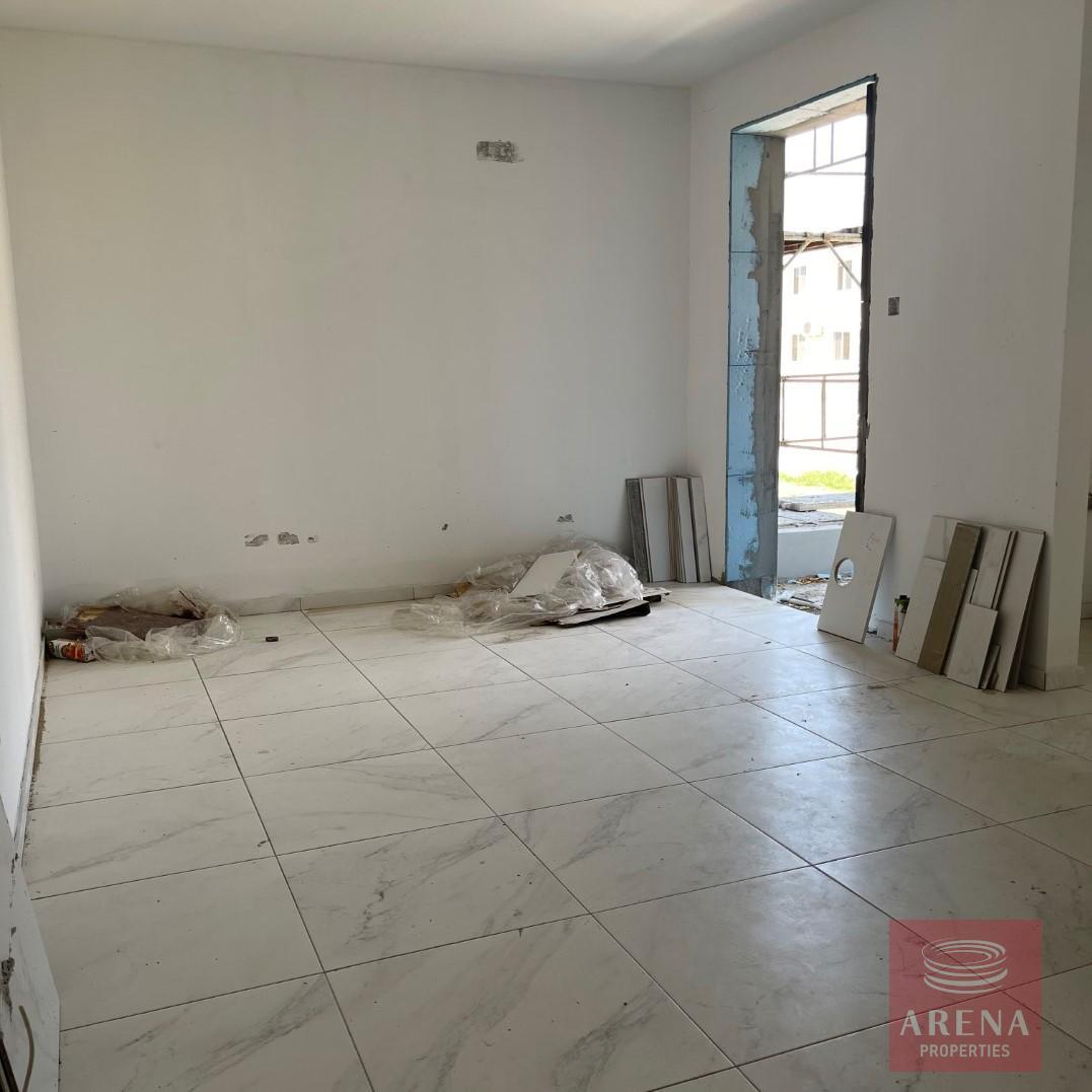 New 1 bed apt in Larnaca - living area