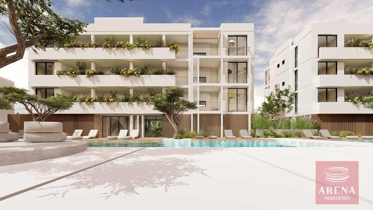 New project in Paralimni
