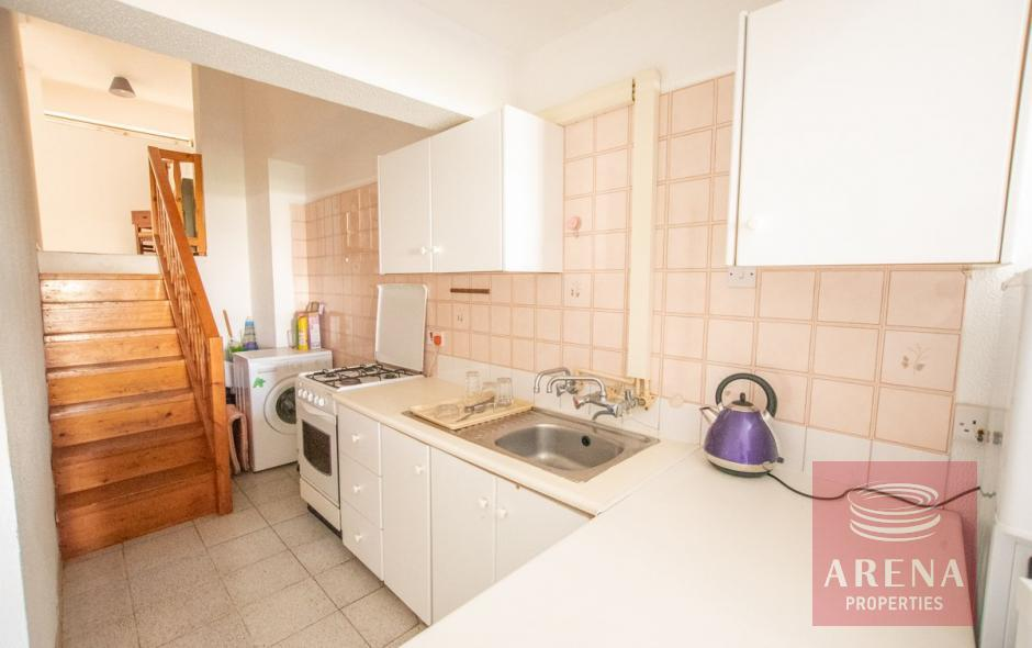 2 Bed Apartment with Deeds in Kapparis - kitchen