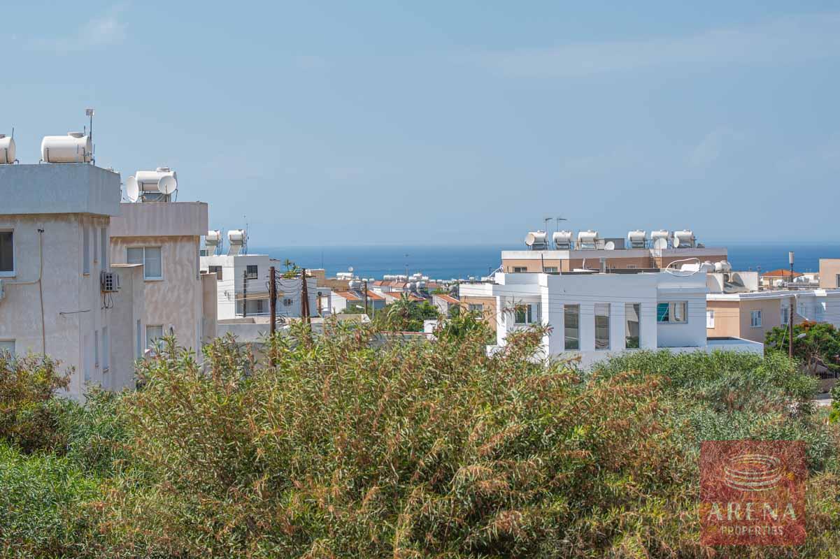 3 Bed Apt in Kapparis - sea views
