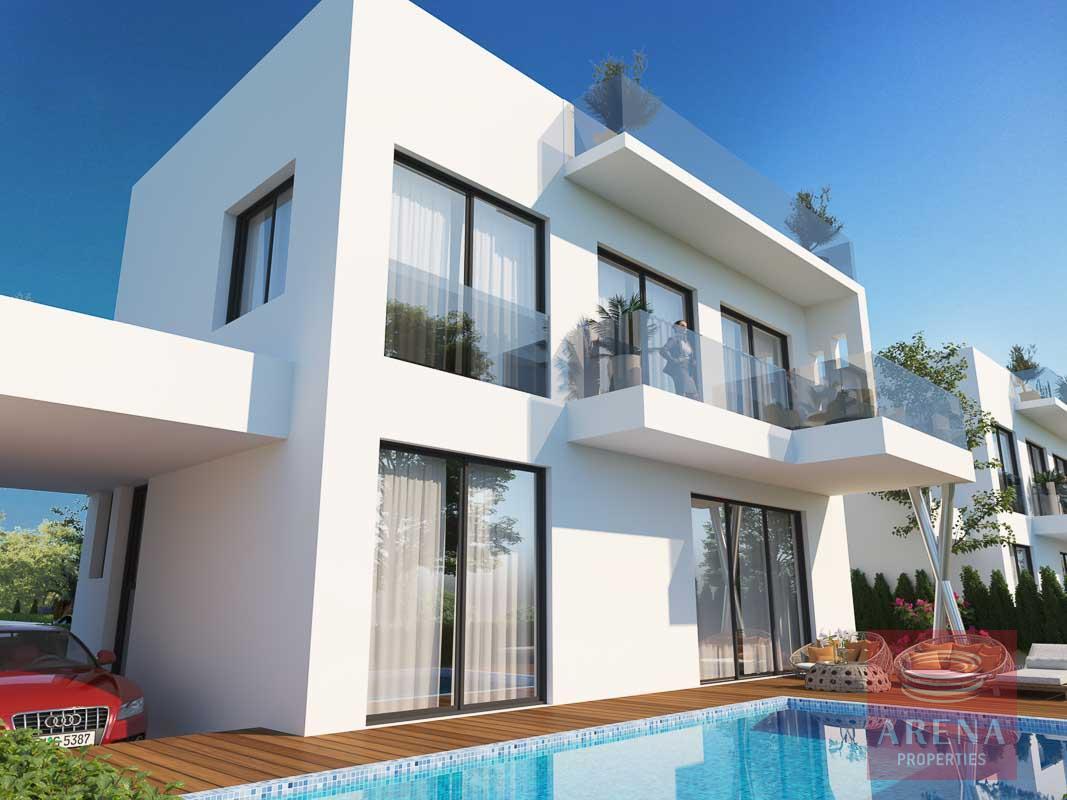 4 bed villa in protaras for sale