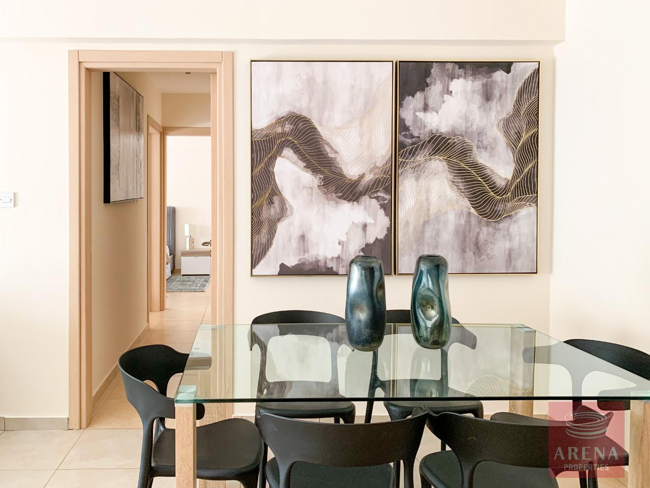 Apt for sale in Larnaca - dining area