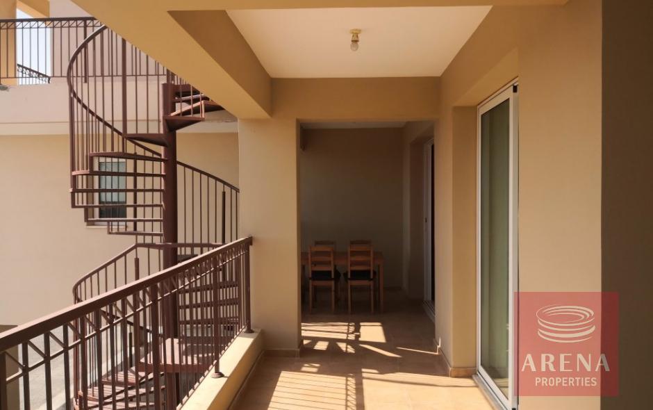 apt in Sotira for sale - veranda