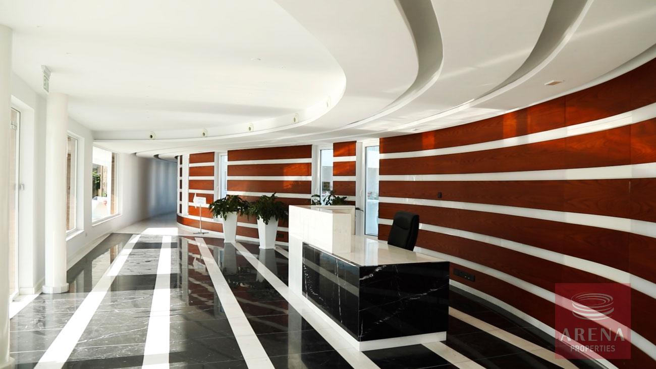 Top floor apartment in Makenzie - reseption
