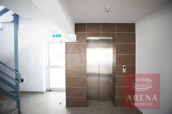 New Apartment in Paralimni - elevator