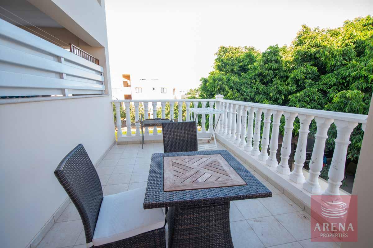 Apartment in Kapparis - balcony