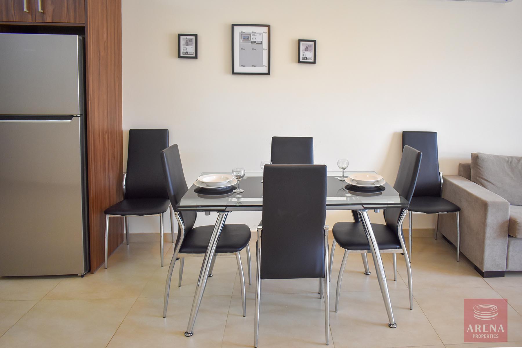 Ground Floor Apartment in Kapparis - dining-area