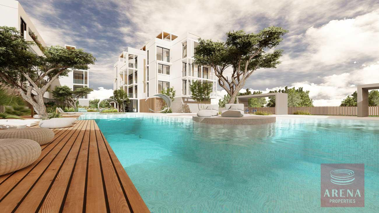 Flat for sale in Paralimni