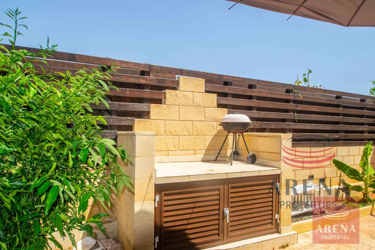 2 bed house in Liopetri - BBQ