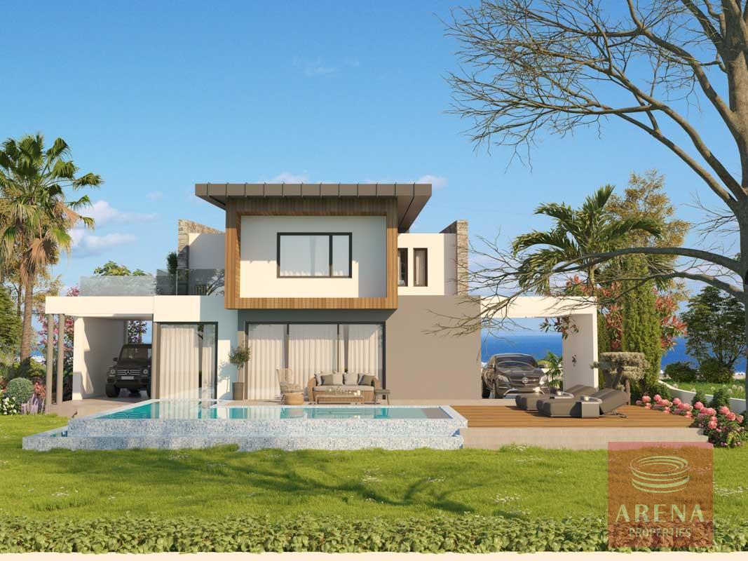villa in protaras for sale