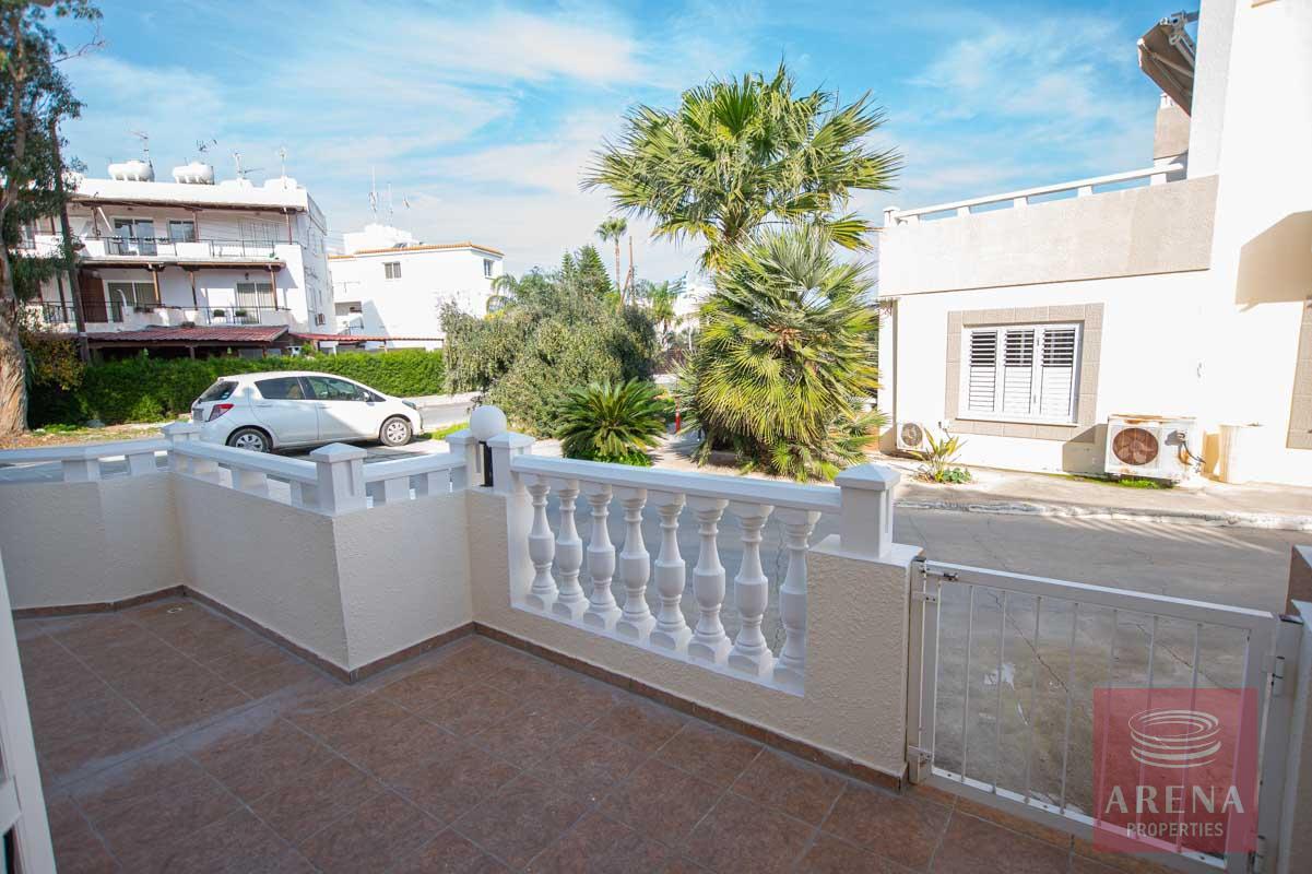 Property in Kaparis for sale - veranda