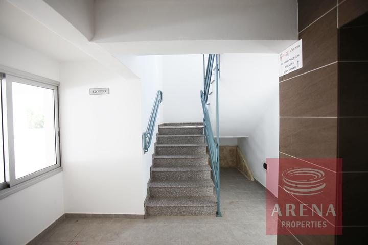 New Apartment in Paralimni - stairs