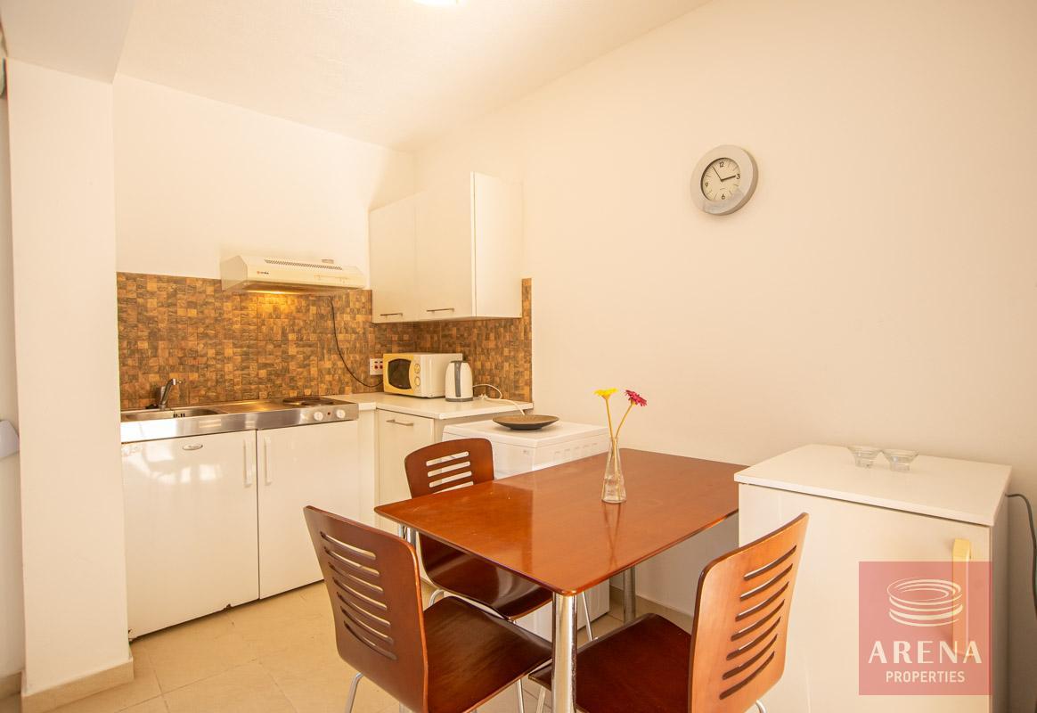 Studio for sale in Profitis Elias - kitchen