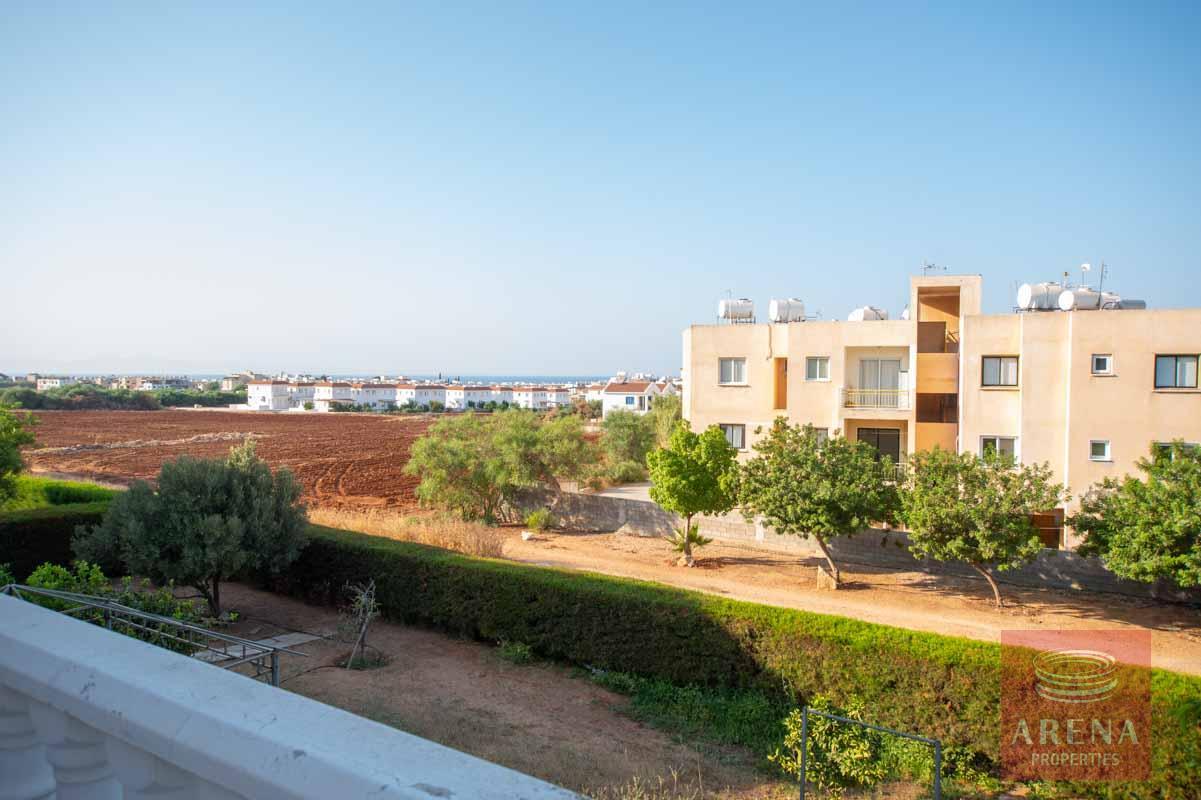 Apartment for rent in Kapparis - sea views