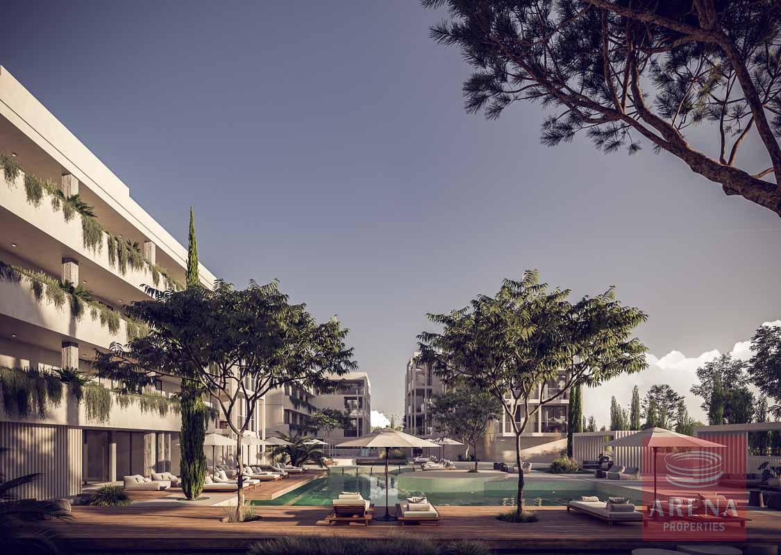 Buy apartment in Paralimni