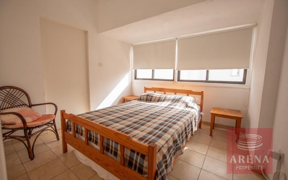 2 Bed Apartment with Deeds in Kapparis - bedroom