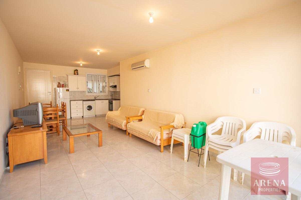 Property in Kaparis - living area
