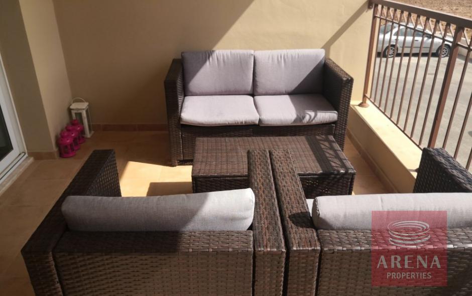 apt in Sotira - balcony
