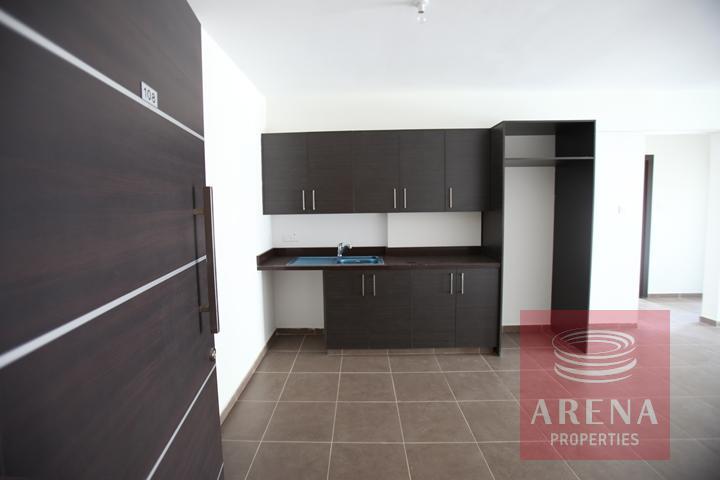 New Apartment in Paralimni - kitchen