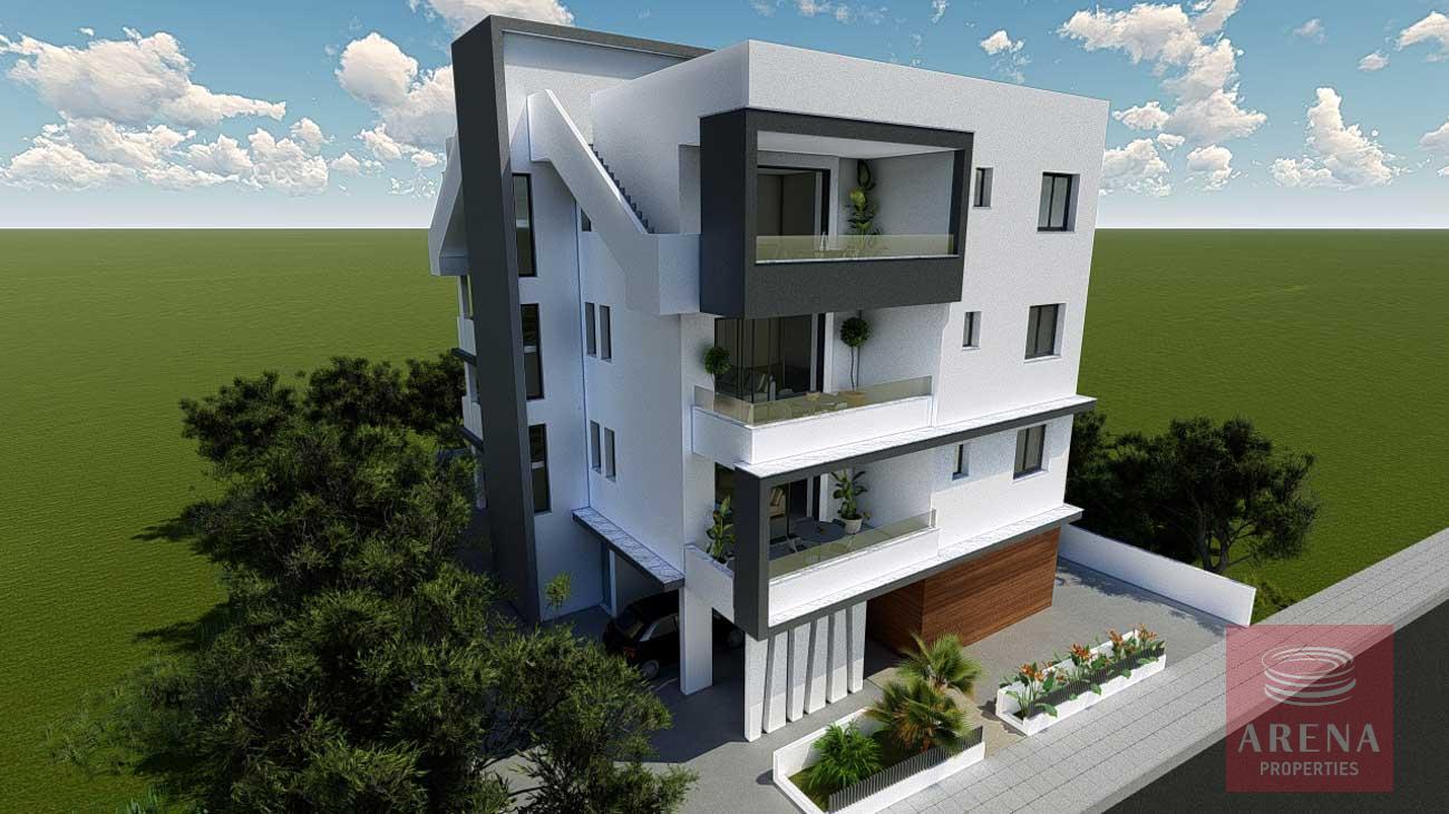 Buy apartment in Aradippou
