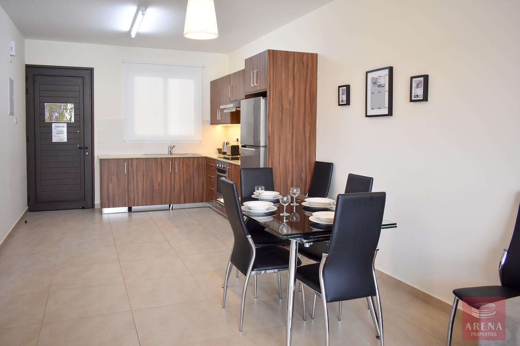 Ground Floor Apartment in Kapparis to buy - kitchen