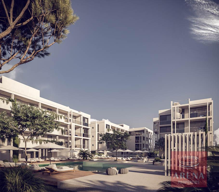 New apartments in Paralimni to buy