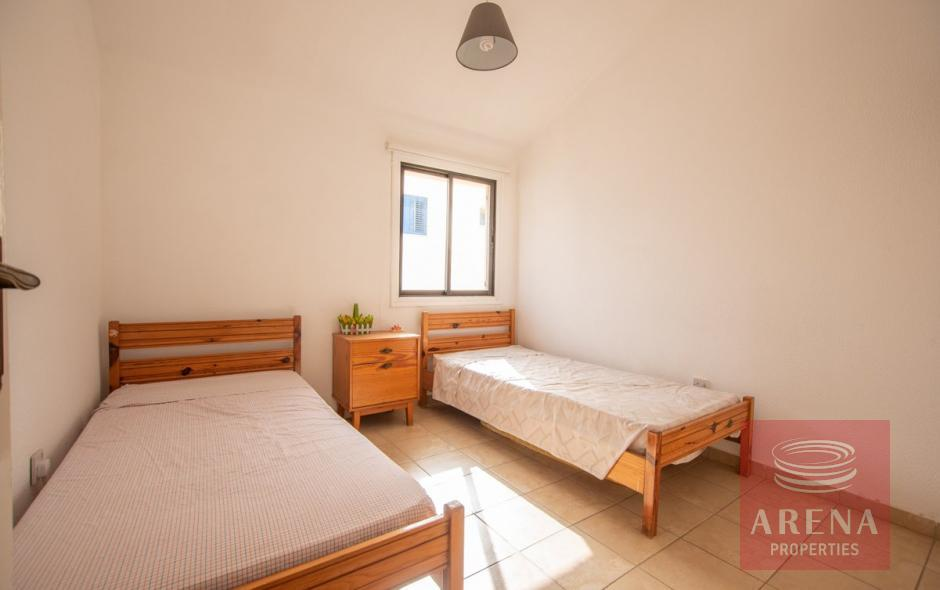 2 Bed Apartment with Deeds in Kapparis for sale - bedroom