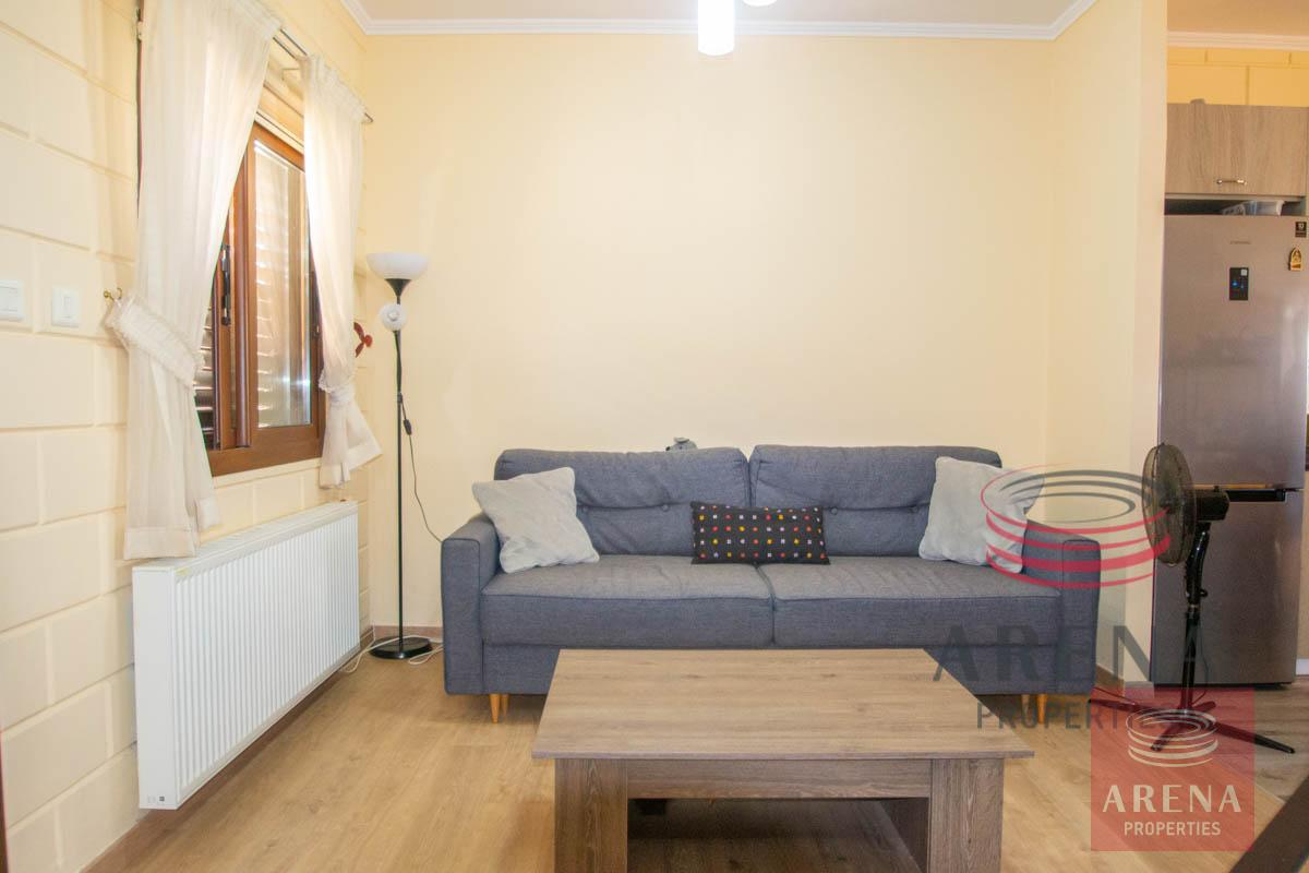2 bed house in Liopetri - sitting area