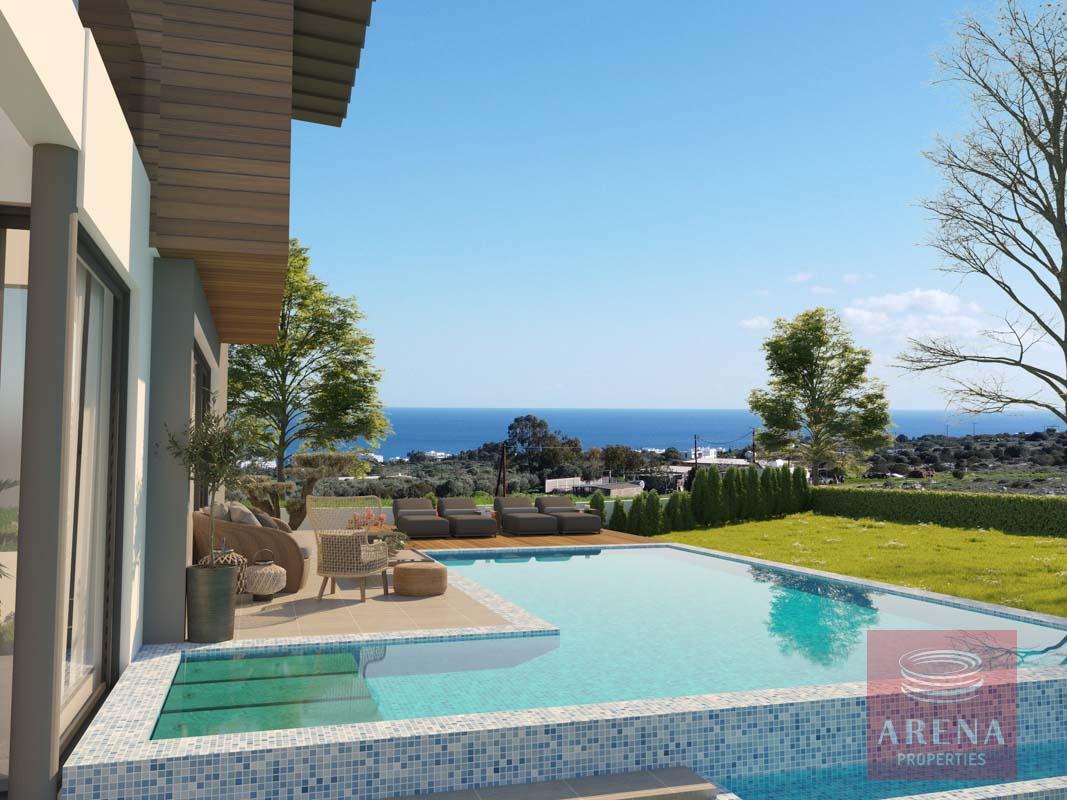4-5 Bed villa in Protaras - sea views