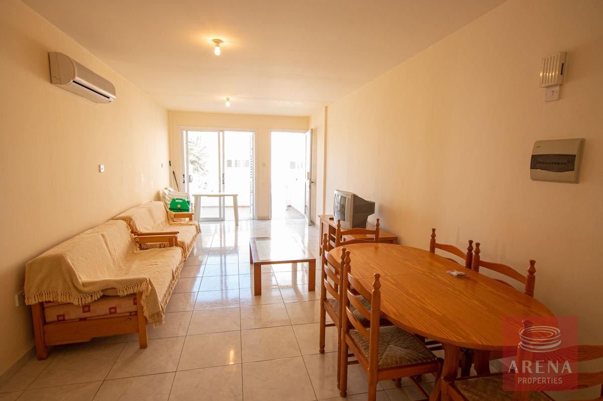 Property in Kaparis for sale - living area