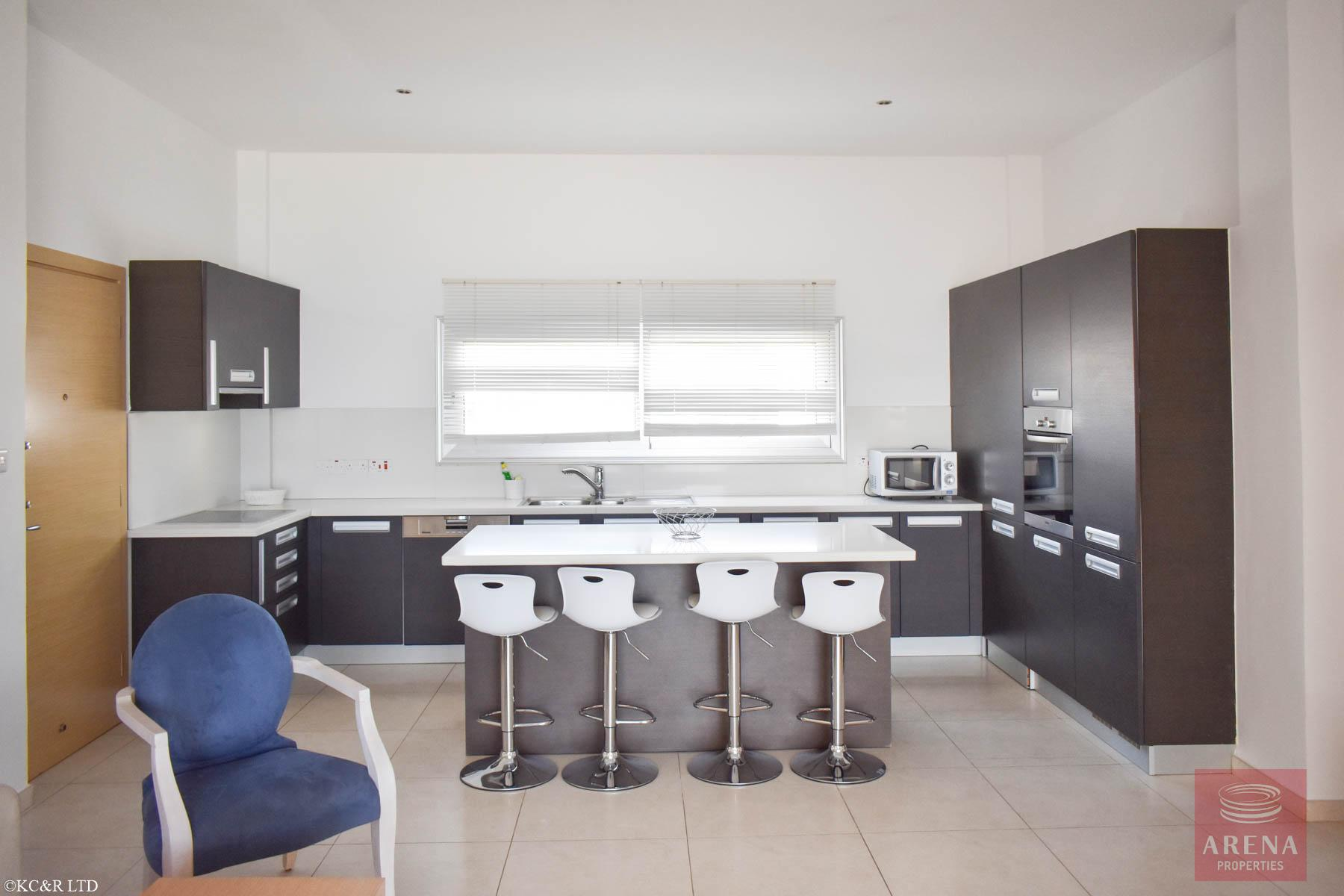 Seafront Apartment in Protaras for sale - kitchen