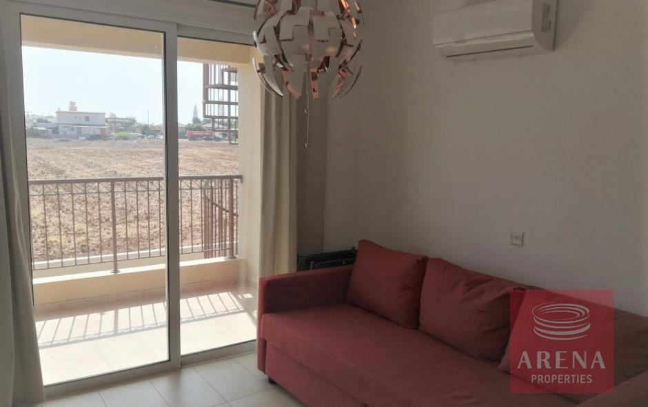apt in Sotira for sale - sitting area