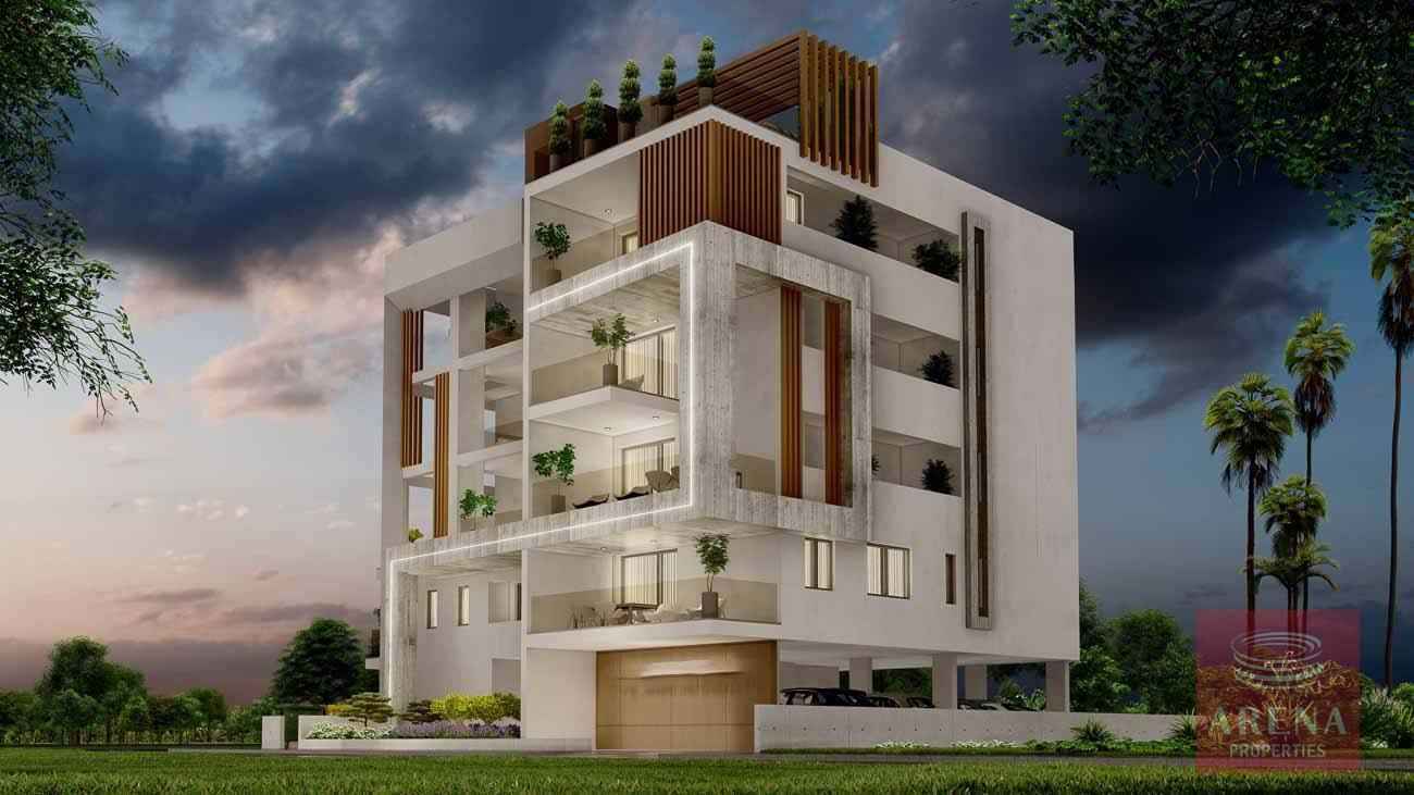 Apartment for sale in Drosia
