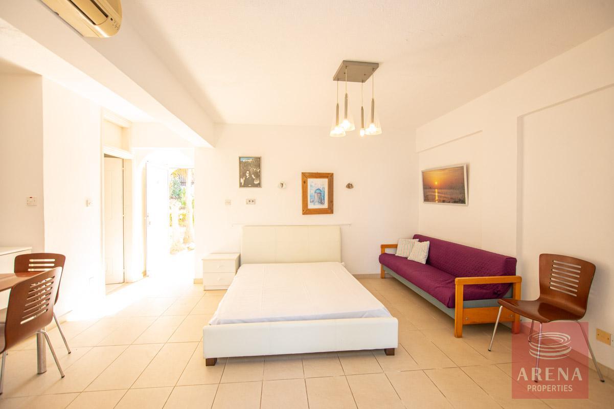 Studio to buy in Profitis Elias - sleeping area