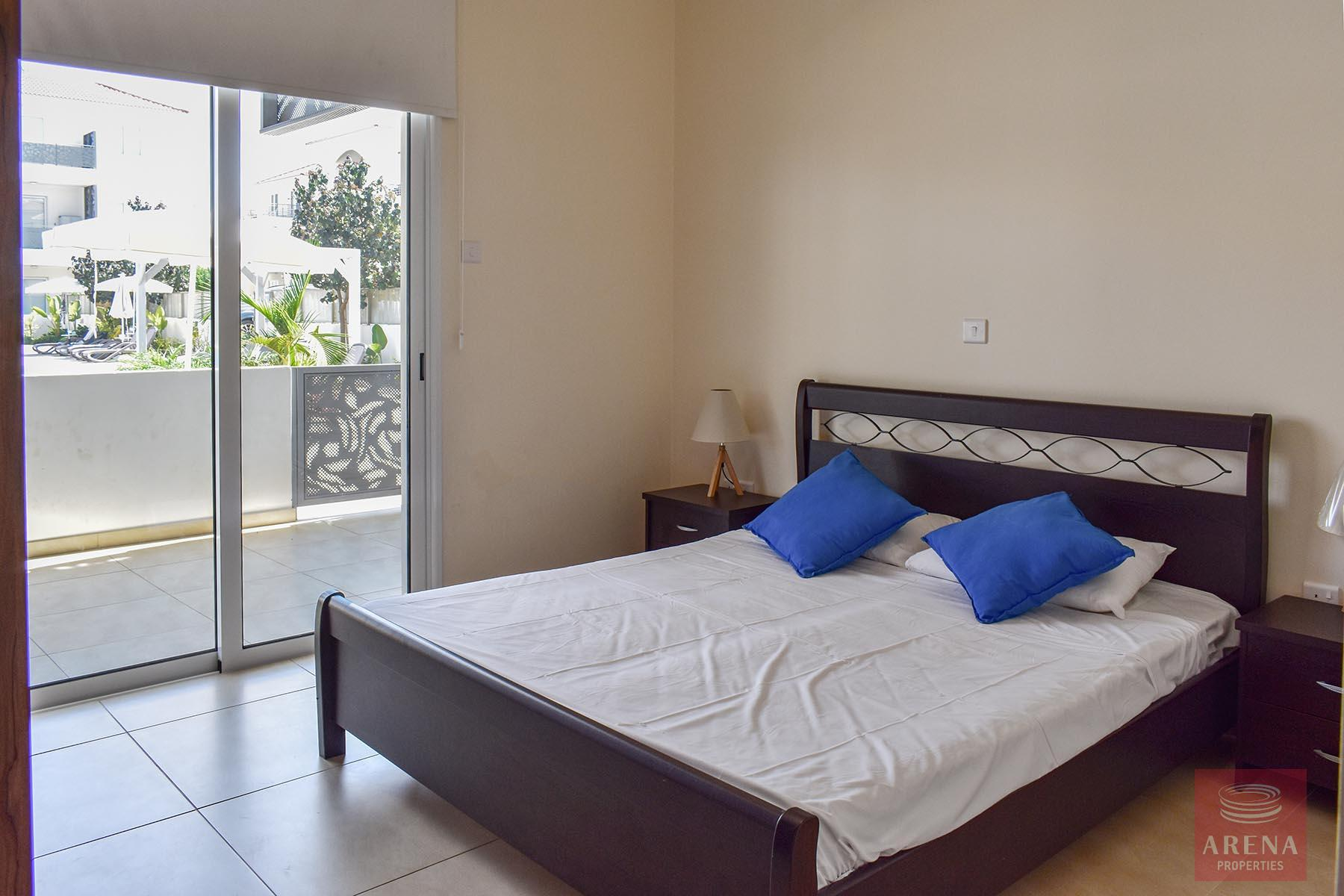 Ground Floor Apartment in Kapparis - bedroom