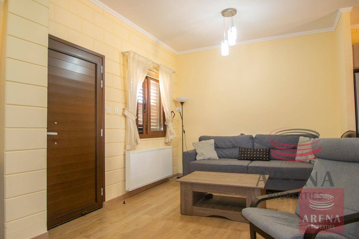 2 bed house in Liopetri - living area